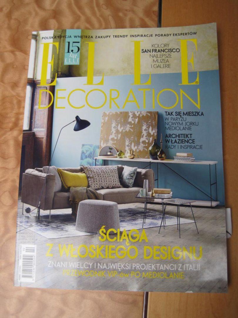 Portal Seaapartments.pl W Magazynie Elle&Decoration