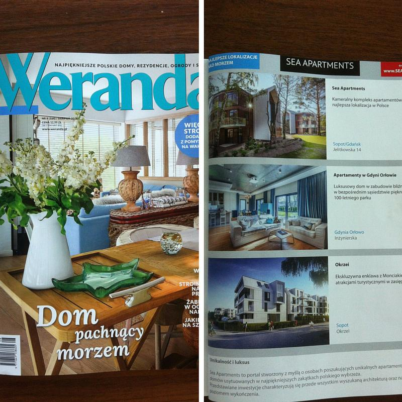 Weranda Weekend I Portal Seaapartments.pl