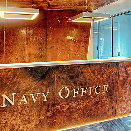 Navy Office
