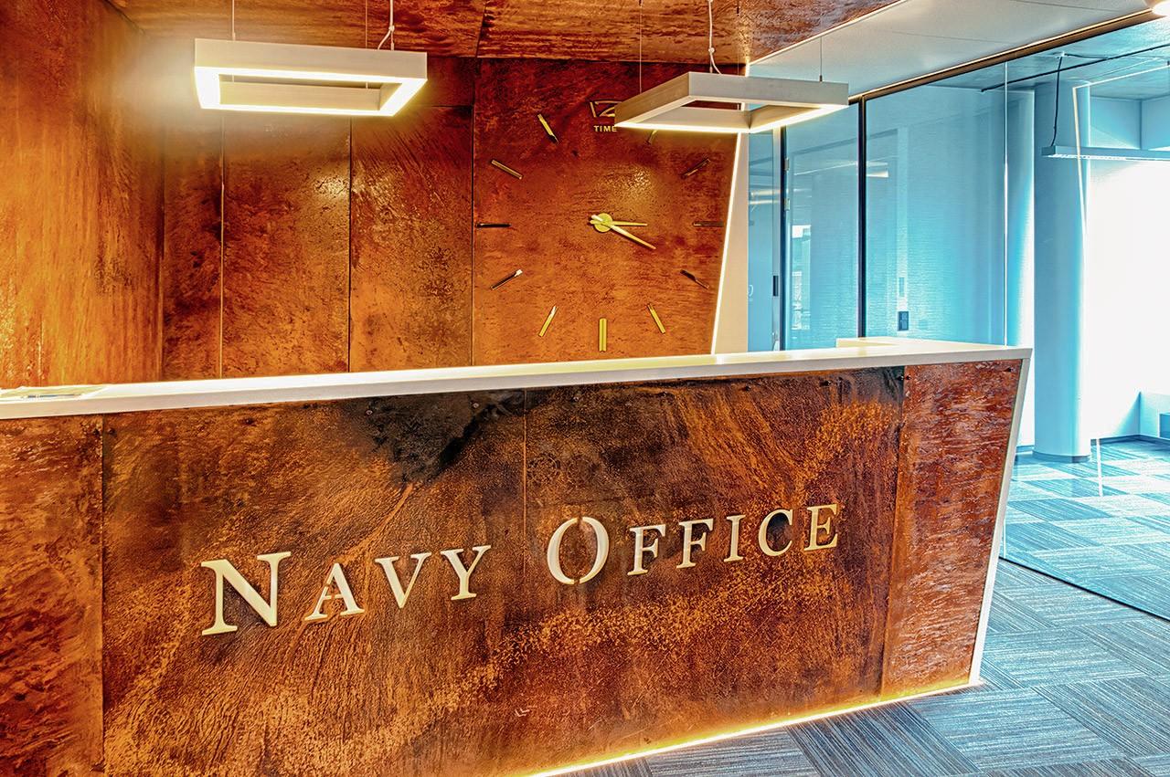 Navy Office